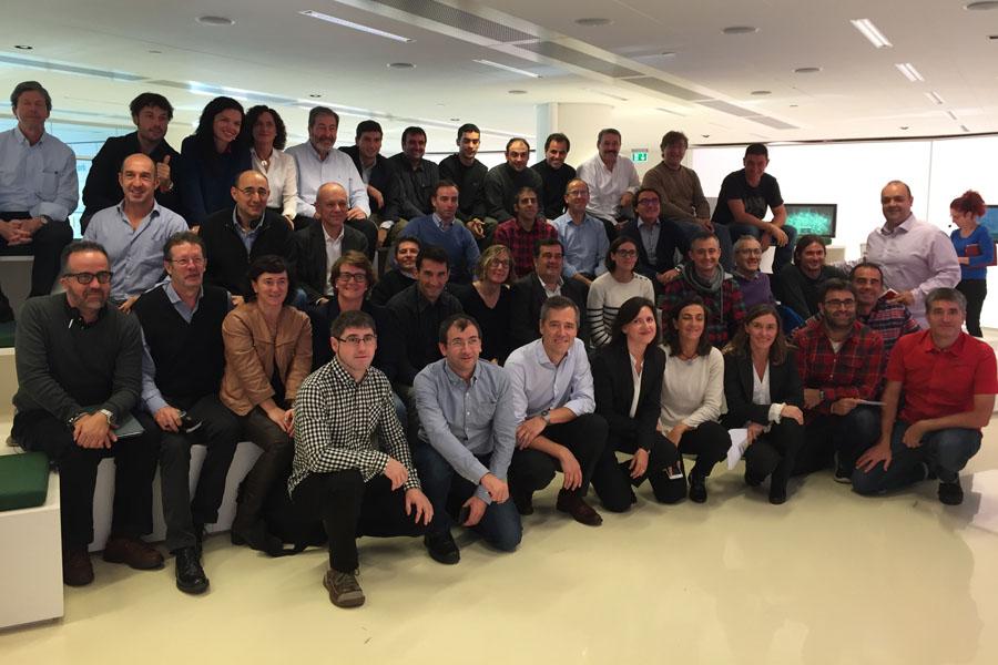 foto noticia: Misión a Copenhague organizada por el Cluster Smartenergy de Fomento de San Sebastián