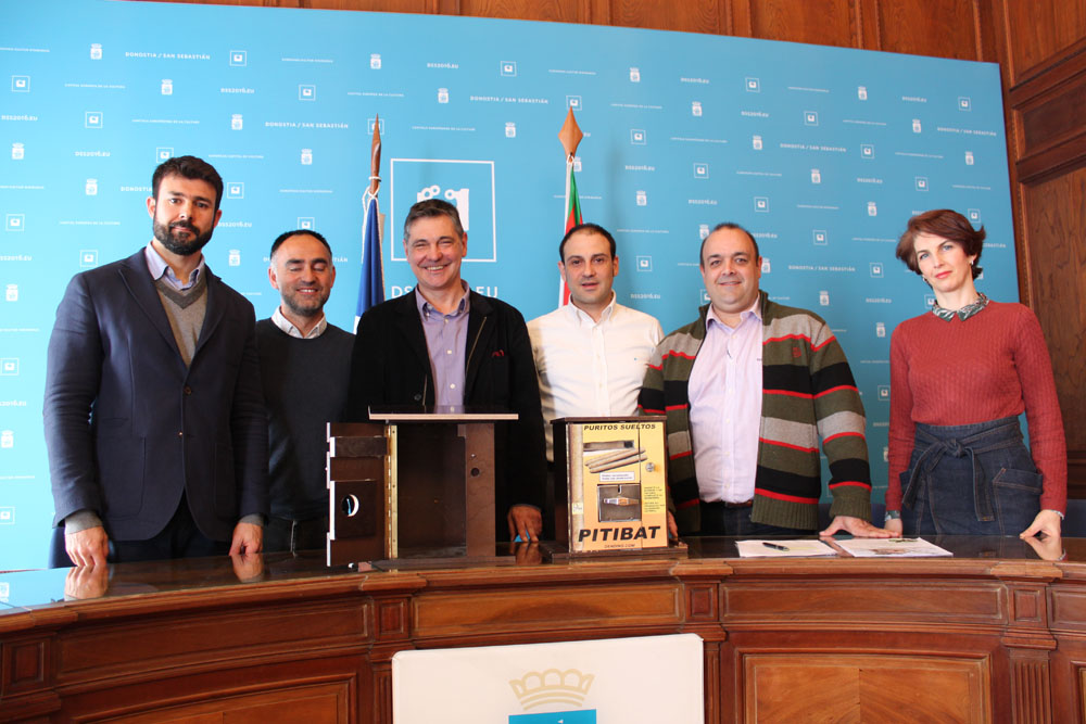 foto noticia: Presentada nuestra campaña Txoriak