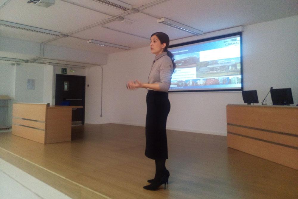 imagen noticia: participacin-en-el-xiii-ciclo-de-conferencias-tcnicas-de-la-upv