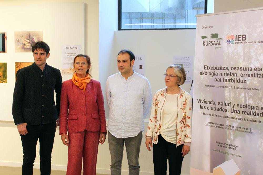 foto noticia: La salud, protagonista en la tercera jornada de la I Semana de la Bioconstrucción que organizamos