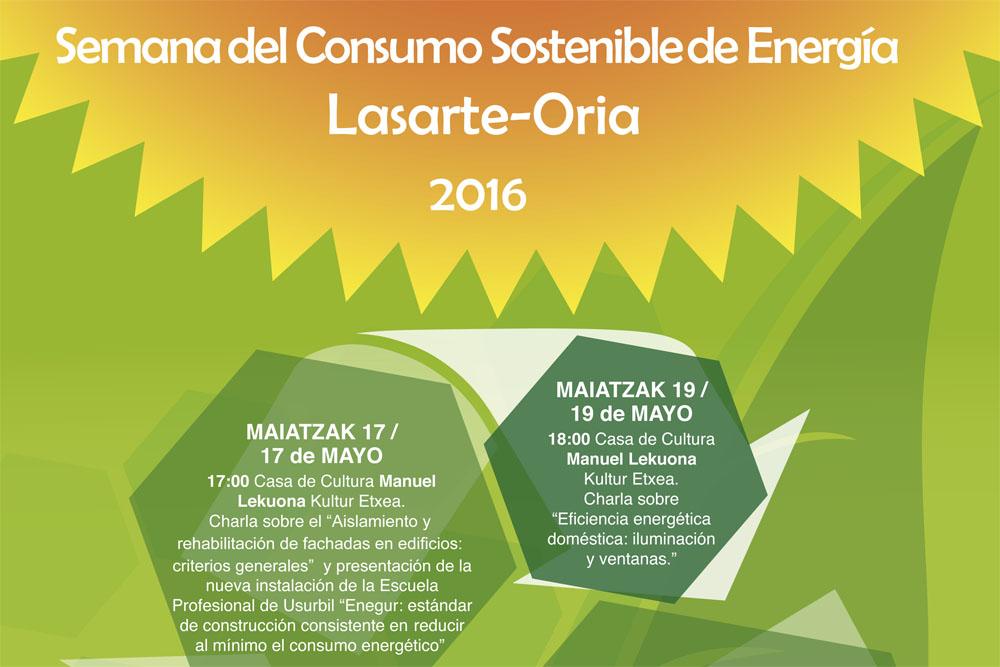 foto noticia: Participamos en la I Feria de la Energía de Lasarte-Oria