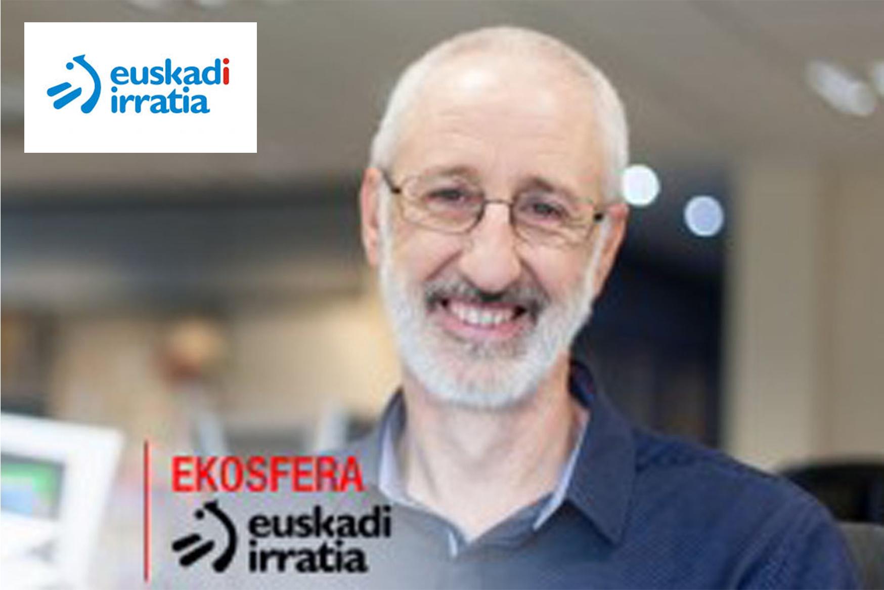 foto noticia: Kursaal Green y La Semana de la Bioconstrucción en Euskadi Irratia