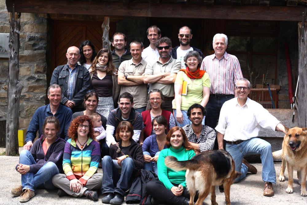 foto noticia: Finaliza el Curso de especialista de mediciones de Bioconstrucción