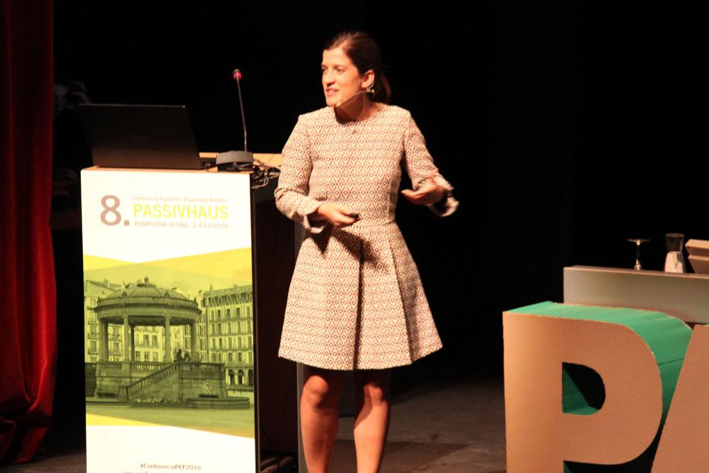foto noticia: Notable participación de Kursaal Green en la 8ª Conferencia  Passivhaus que organiza la PEP