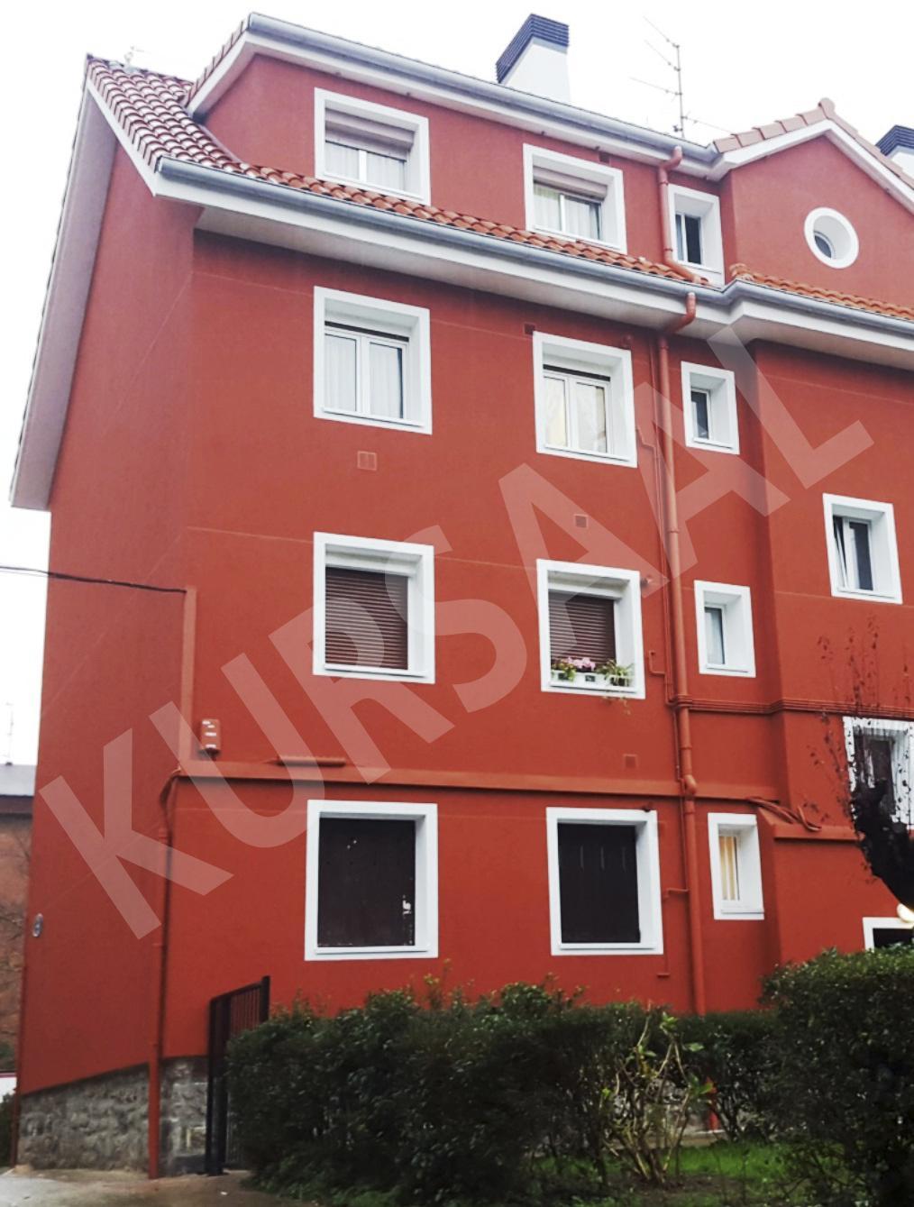 trabajo realizado en: Aislamientos Térmicos y Eficiencia Energética-SATE-Donostia-Irurak 36