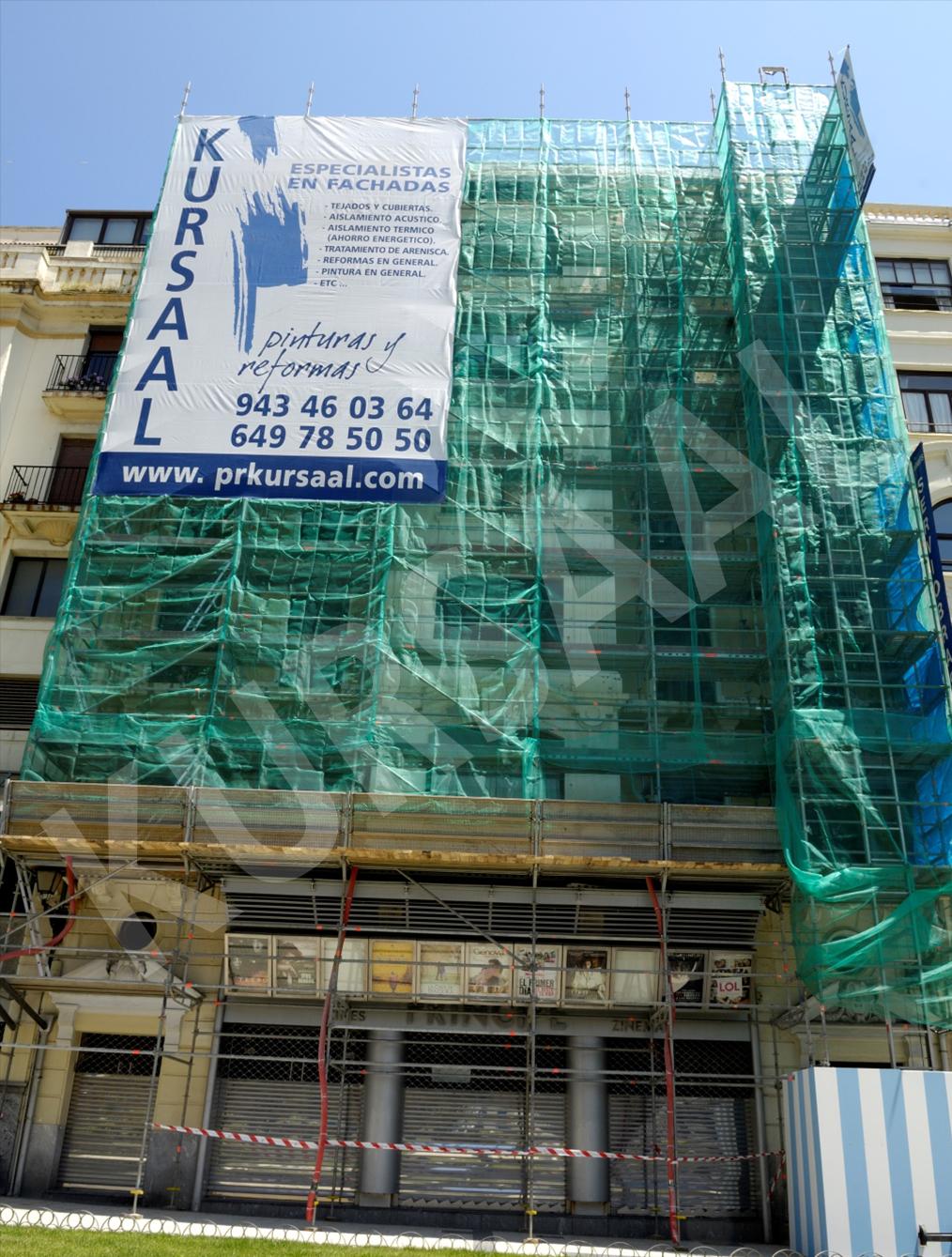 foto 5 - Restauración y patrimonio-San Juan 8 Bis - Plaza Zuloaga - Cines Principe-DONOSTIA