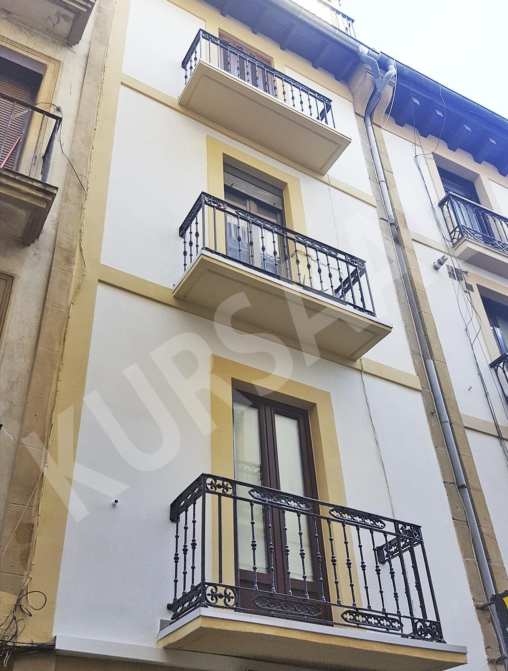 foto 2 - Restauración y patrimonio-Juan de Bilbao 4-DONOSTIA
