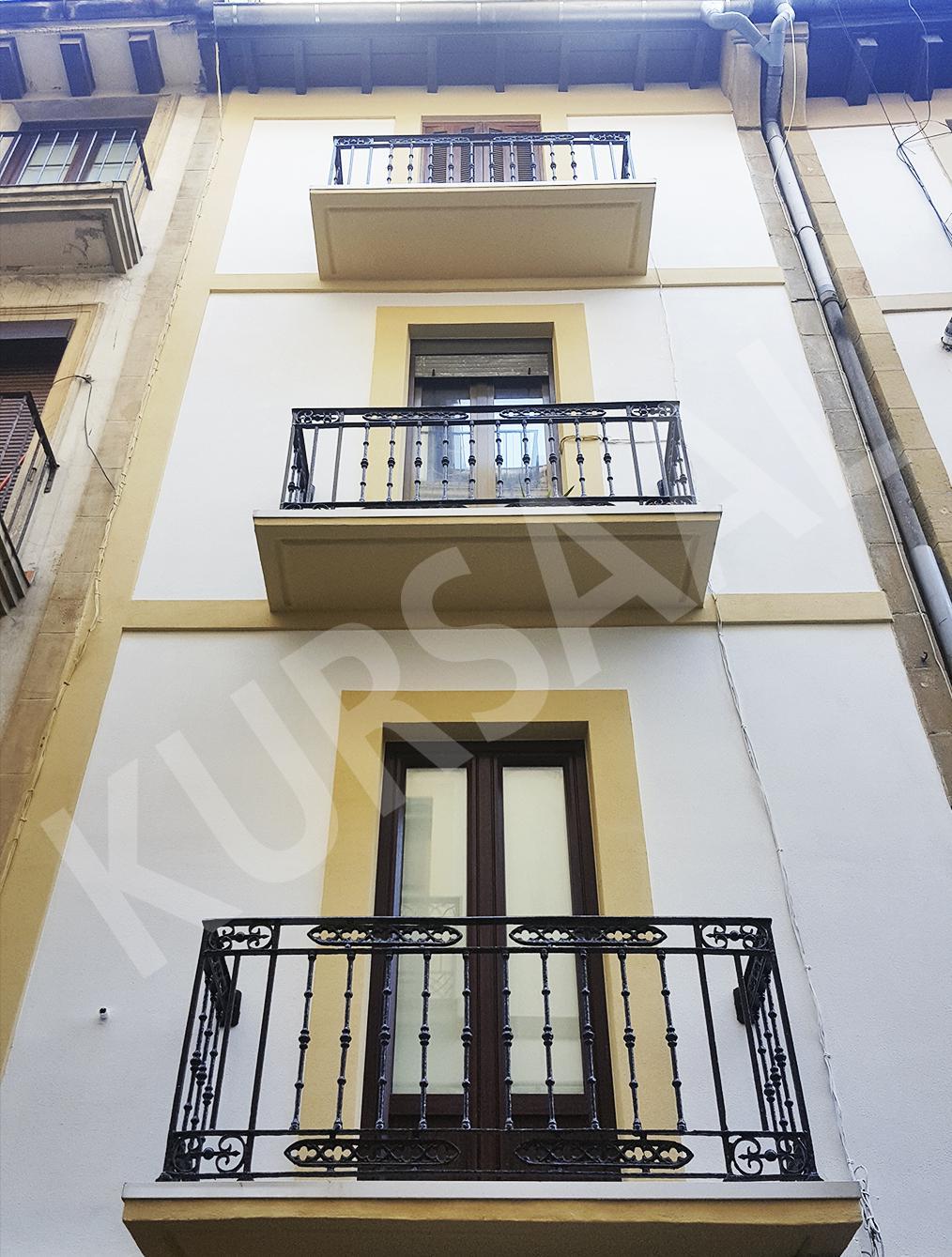 trabajo realizado en: Restauración y patrimonio-RESTAURACIÓN-DONOSTIA-Juan de Bilbao 4