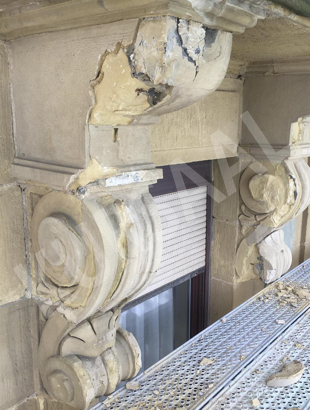 foto 11 - Restauración y patrimonio-Paseo de Salamanca, 11-DONOSTIA