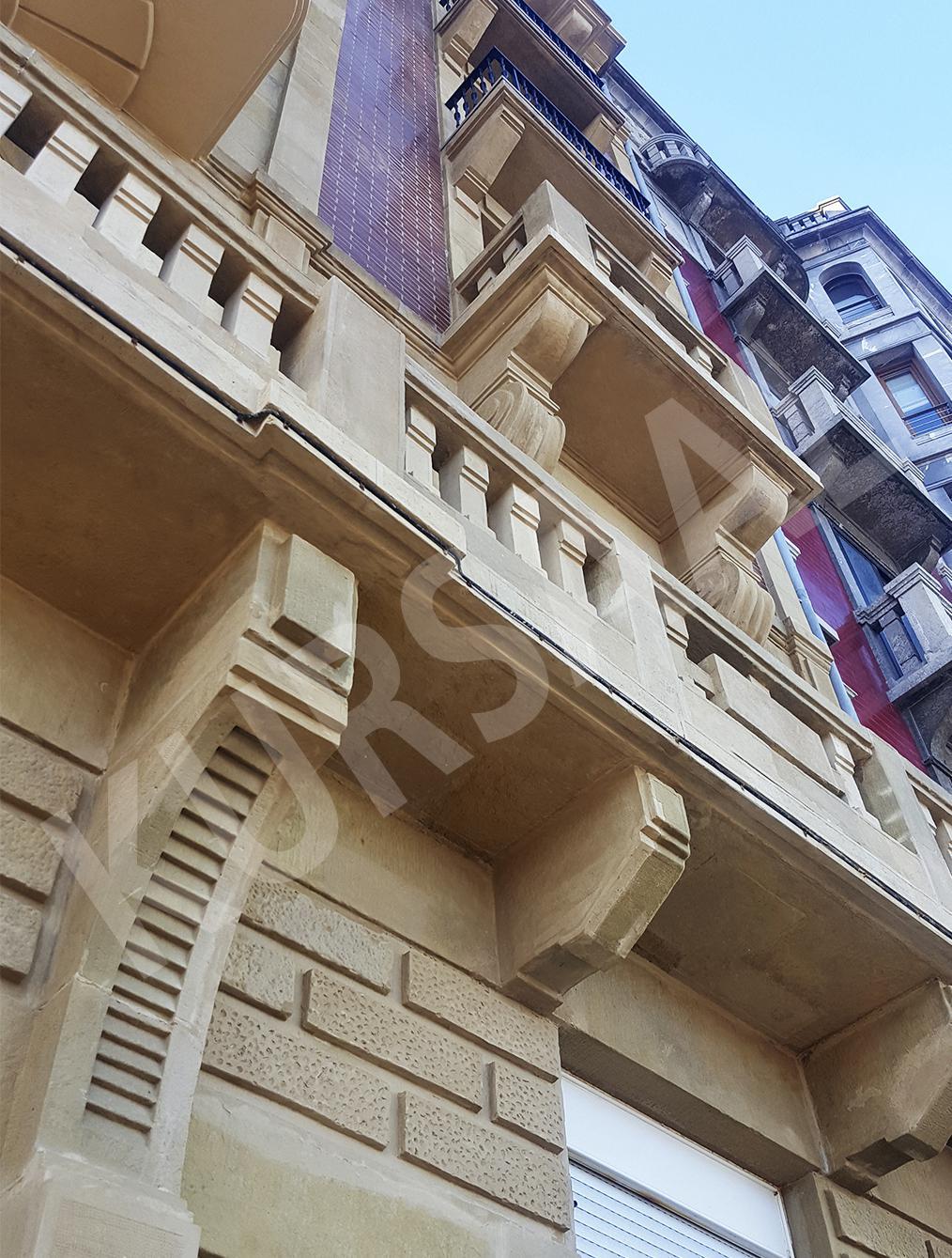foto 19 - Restauración y patrimonio-Paseo de Salamanca, 11-DONOSTIA