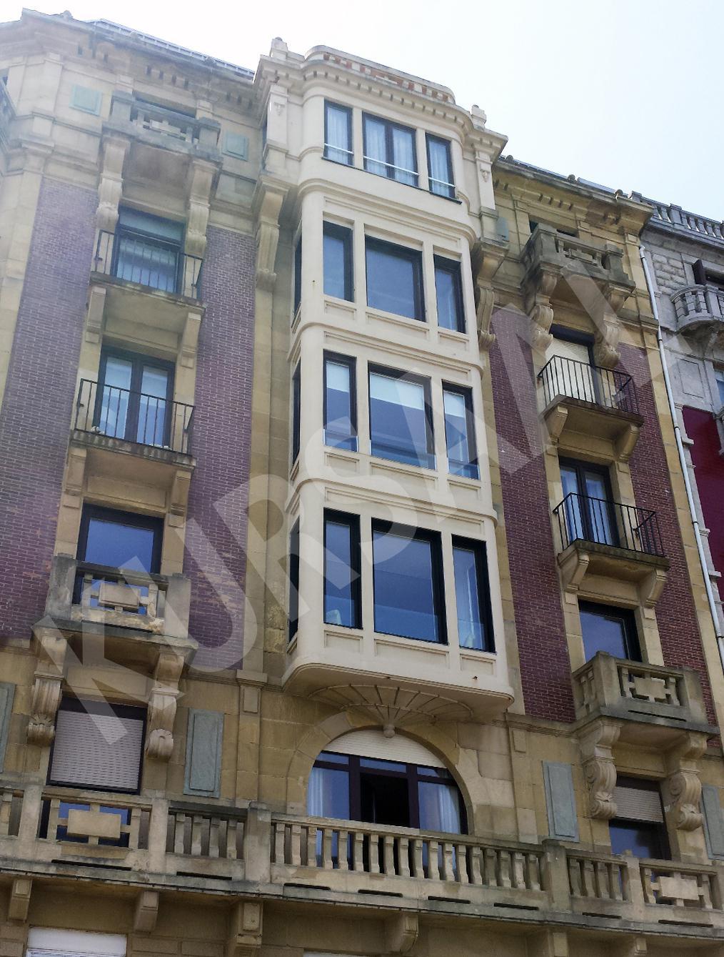 foto 3 - Restauración y patrimonio-Paseo de Salamanca, 11-DONOSTIA