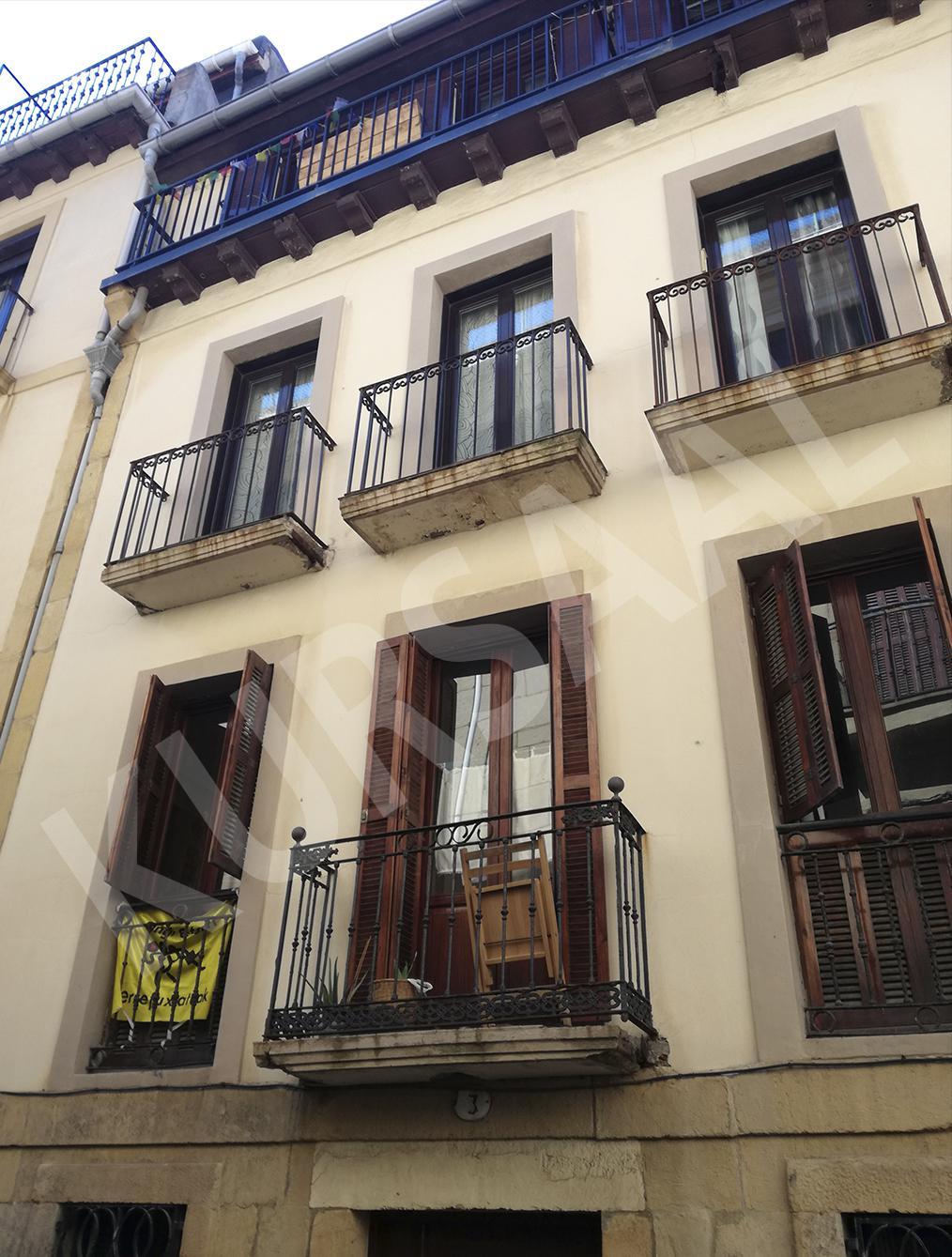 foto 1 - Restauración y patrimonio-Campanario 3-DONOSTIA