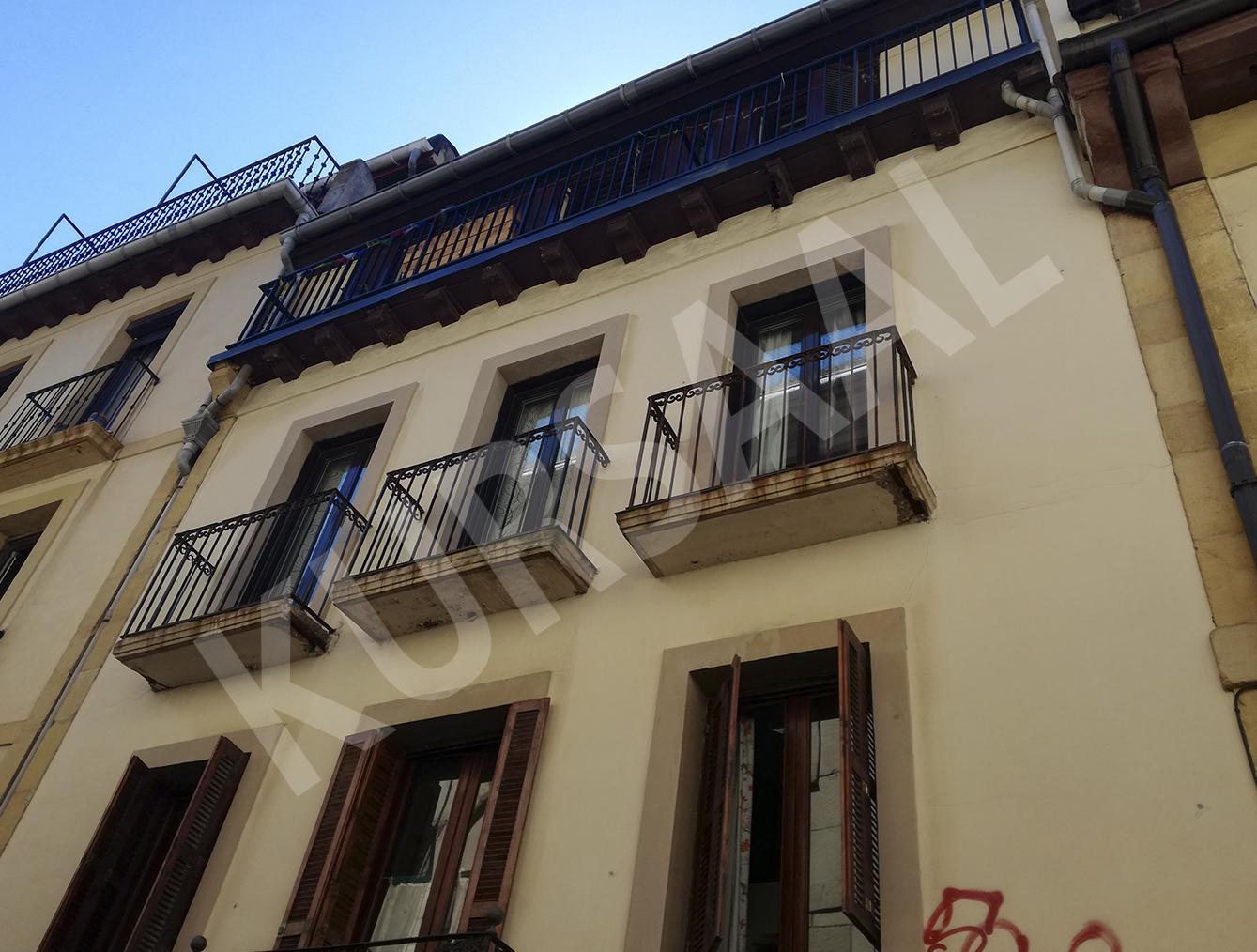 foto 5 - Restauración y patrimonio-Campanario 3-DONOSTIA
