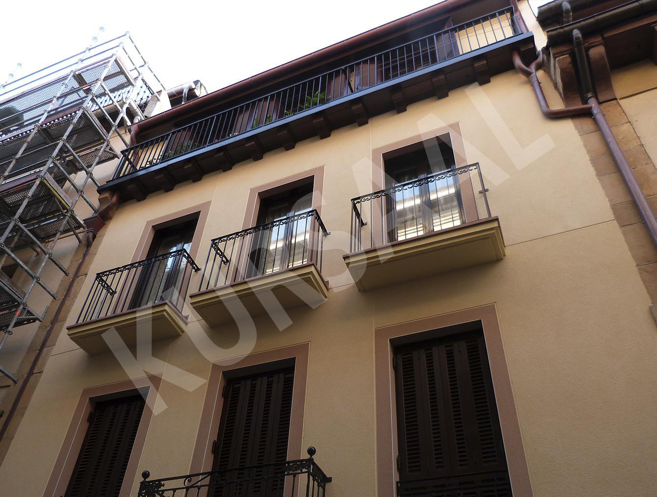 foto 6 - Restauración y patrimonio-Campanario 3-DONOSTIA