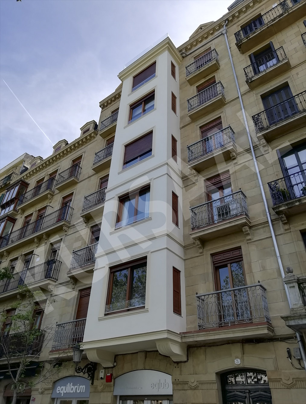 trabajo realizado en: Restauración y patrimonio-RESTAURACIÓN-DONOSTIA, GIPUZKOA-Santa Katalina 3
