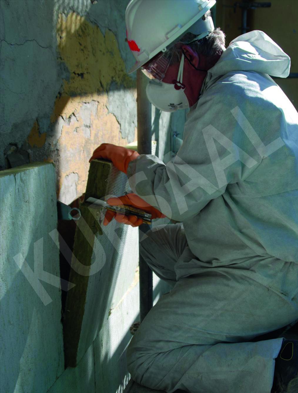 foto 4 - Aislamientos Térmicos y Eficiencia Energética-Ikastola Laskorain-TOLOSA, GIPUZKOA