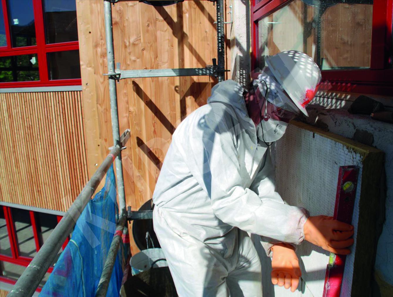 foto 2 - Aislamientos Térmicos y Eficiencia Energética-Ikastola Laskorain-TOLOSA, GIPUZKOA
