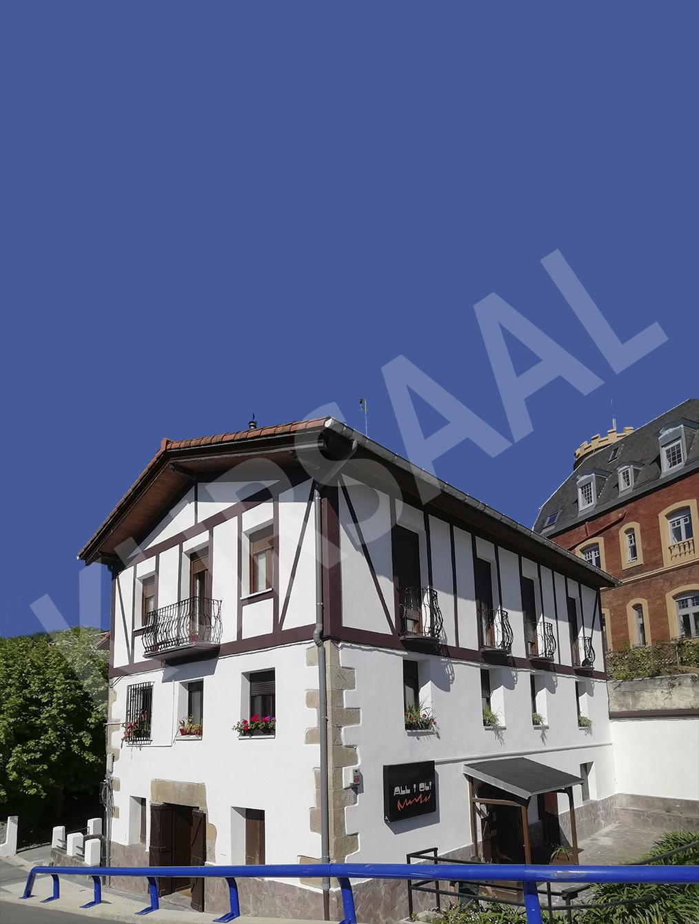 trabajo realizado en: Restauración y patrimonio-RESTAURACIÓN-MARTUTENE, GIPUZKOA-Okendotegi 2