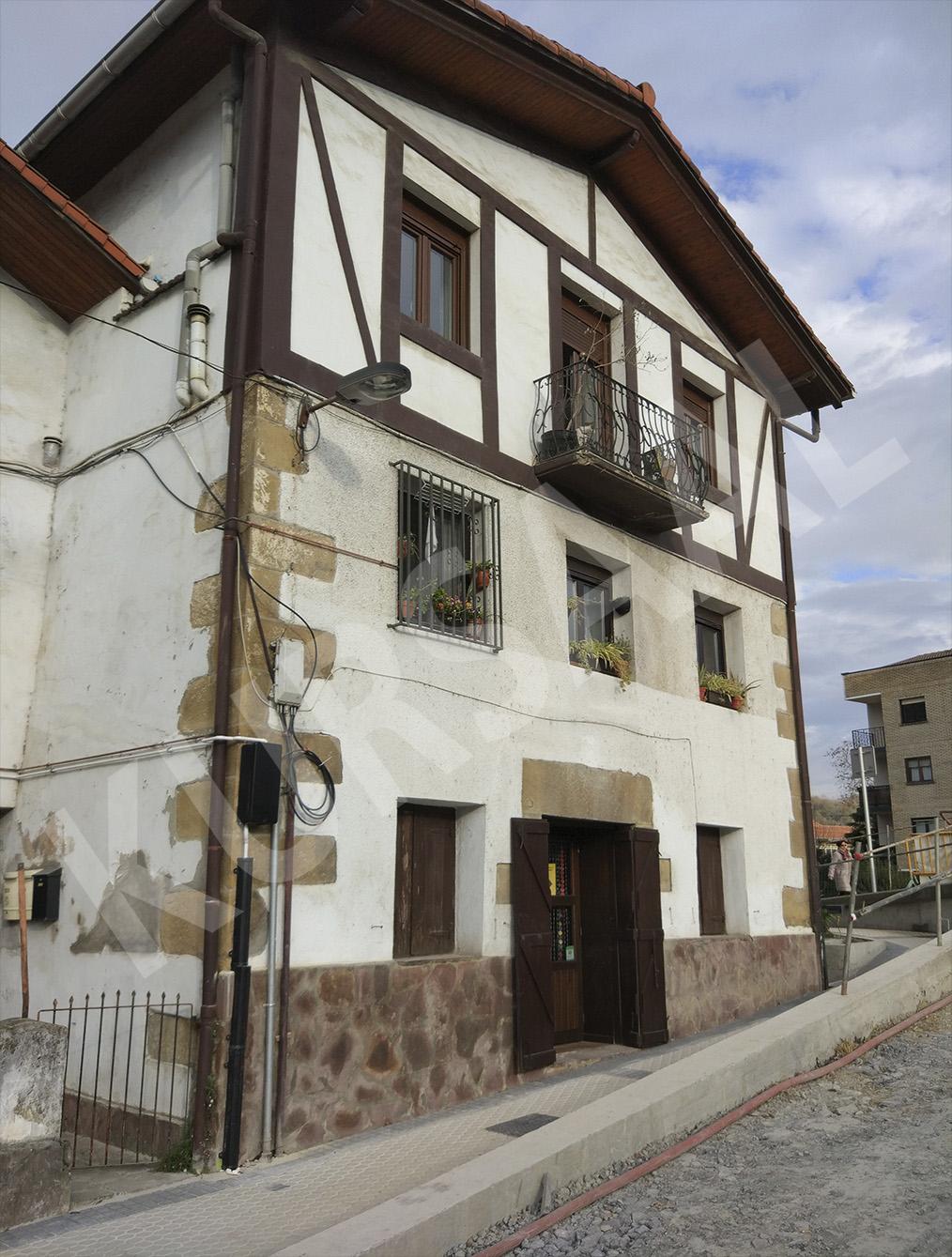 foto 1 - Restauración y patrimonio-Okendotegi 2-MARTUTENE, GIPUZKOA