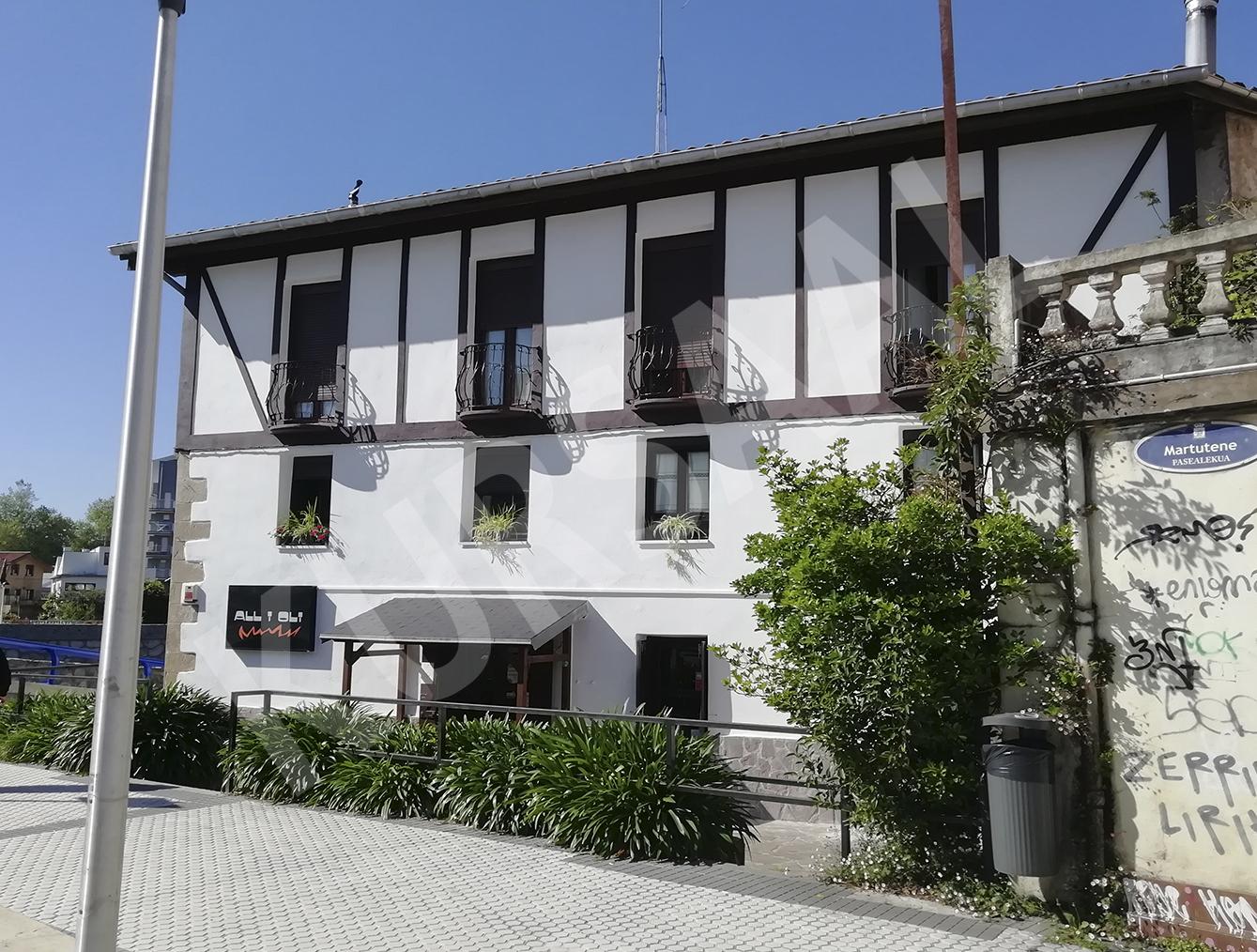 foto 6 - Restauración y patrimonio-Okendotegi 2-MARTUTENE, GIPUZKOA