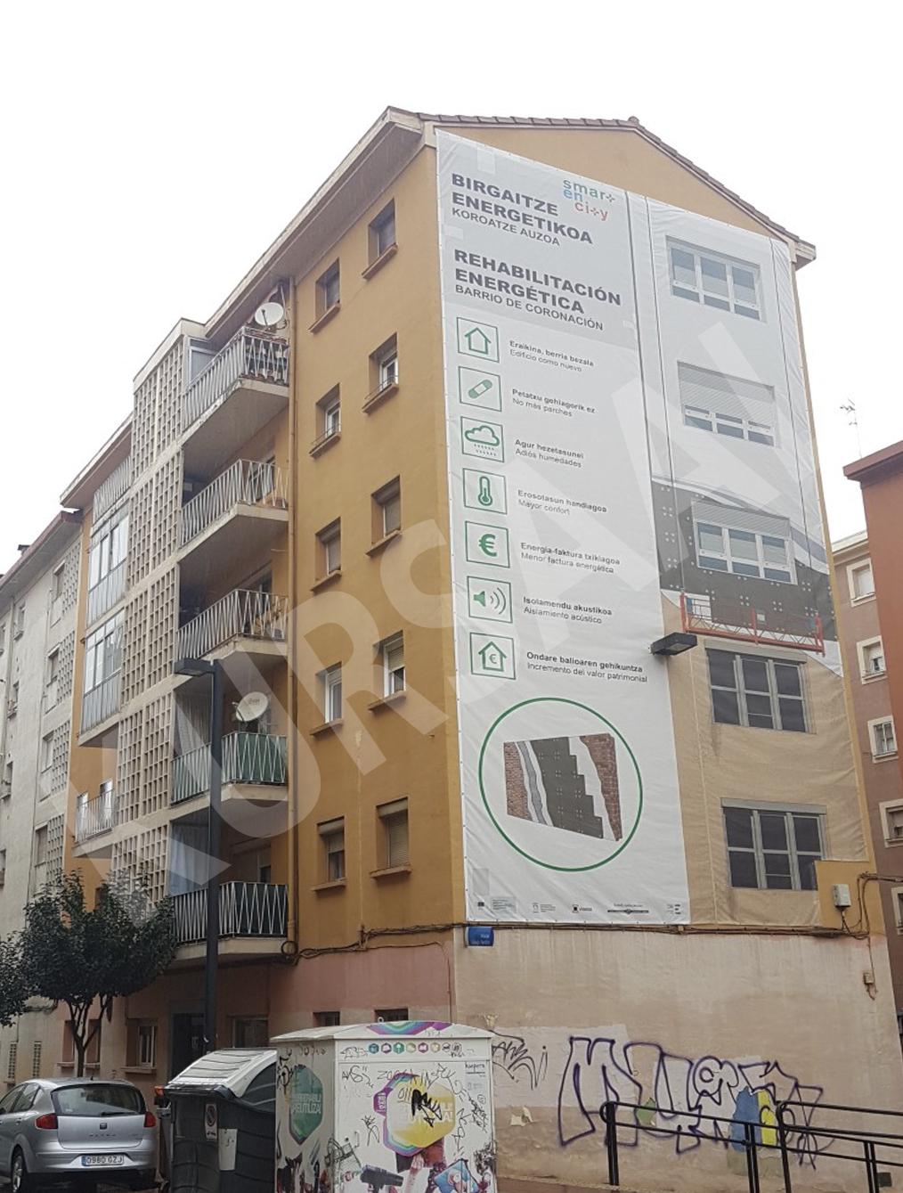 foto 3 - Aislamientos Térmicos y Eficiencia Energética-Eulogio Serdán-Vitoria
