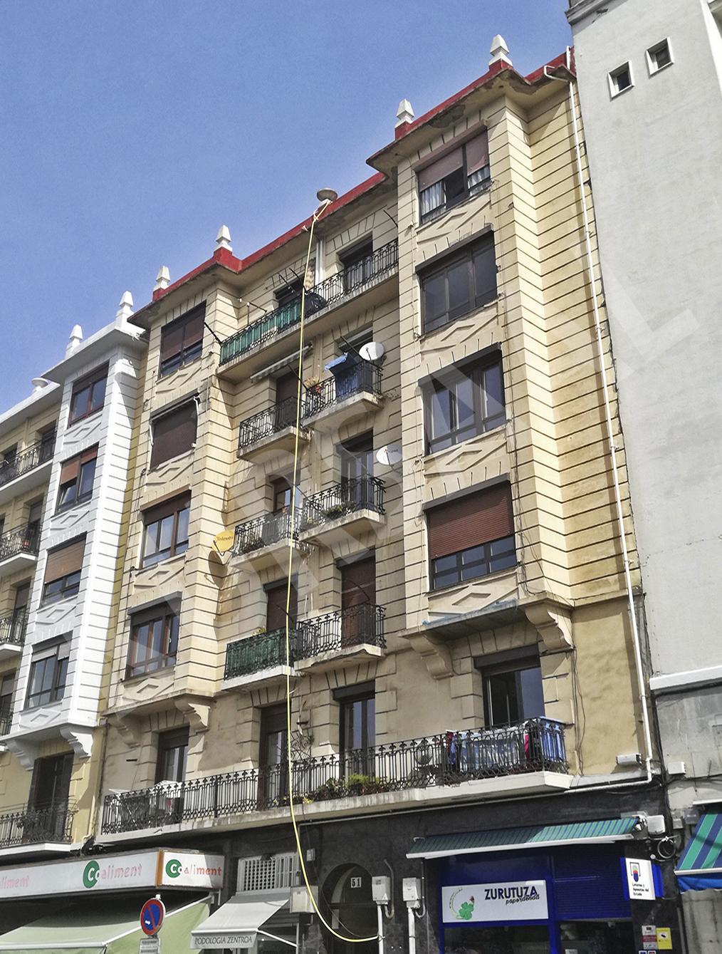 foto 1 - Aislamientos Térmicos y Eficiencia Energética-Euskadi Etorbidea, 51-PASAIA, GIPUZKOA