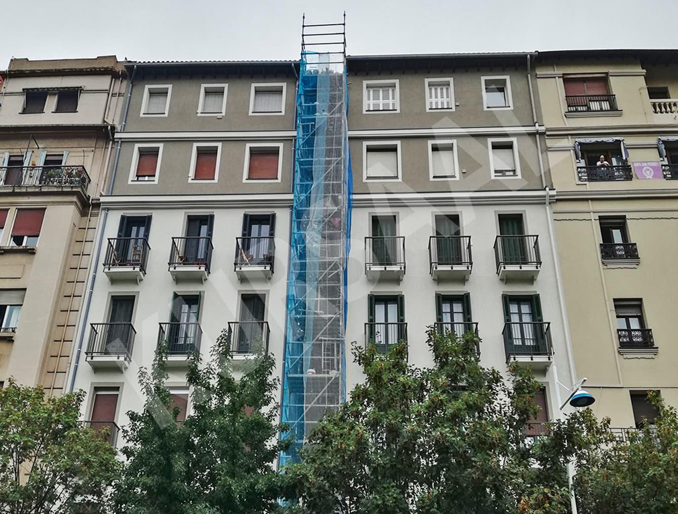 foto 1 - Aislamientos Térmicos y Eficiencia Energética-Euskadi Etorbidea, 17-PASAIA, GIPUZKOA