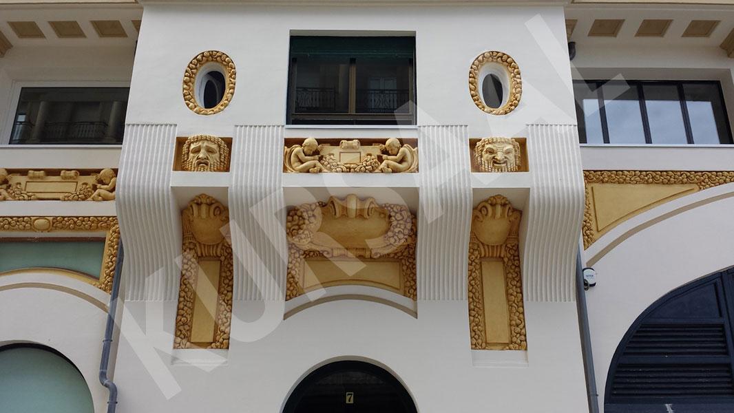 foto 4 - Restauración y patrimonio-Aldamar 7-9-DONOSTIA, GIPUZKOA