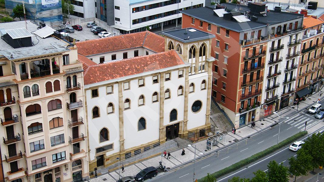 foto 5 - Restauración y patrimonio-Convento-Iglesia Franciscanos - Duque de Mandas-DONOSTIA, GIPUZKOA