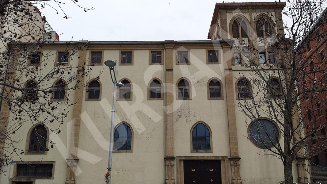 foto 3 - Restauración y patrimonio-Convento-Iglesia Franciscanos - Duque de Mandas-DONOSTIA, GIPUZKOA