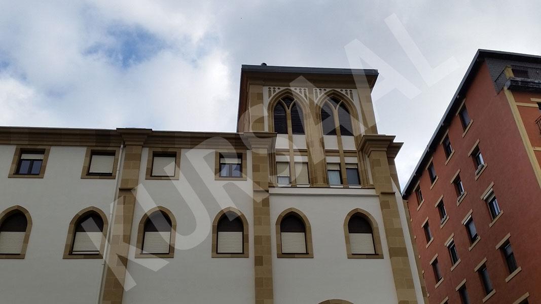 foto 4 - Restauración y patrimonio-Convento-Iglesia Franciscanos - Duque de Mandas-DONOSTIA, GIPUZKOA