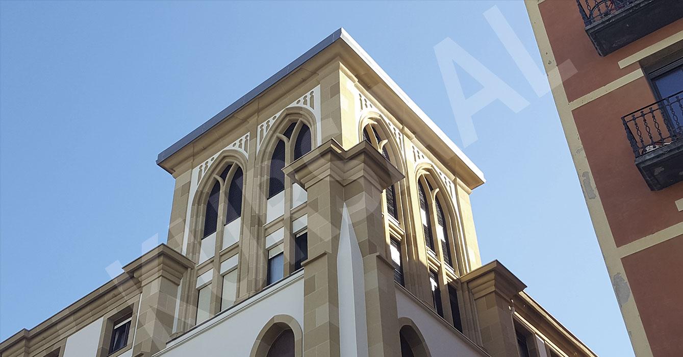 foto 10 - Restauración y patrimonio-Convento-Iglesia Franciscanos - Duque de Mandas-DONOSTIA, GIPUZKOA