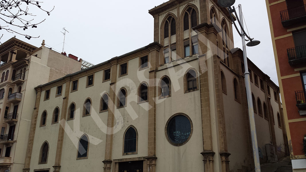 foto 1 - Restauración y patrimonio-Convento-Iglesia Franciscanos - Duque de Mandas-DONOSTIA, GIPUZKOA