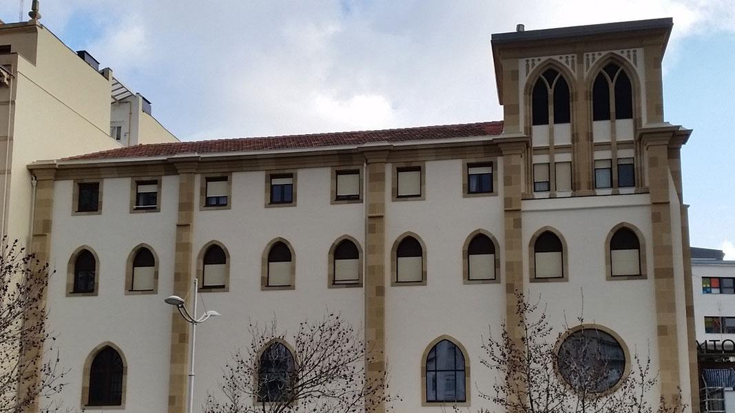 foto 2 - Restauración y patrimonio-Convento-Iglesia Franciscanos - Duque de Mandas-DONOSTIA, GIPUZKOA
