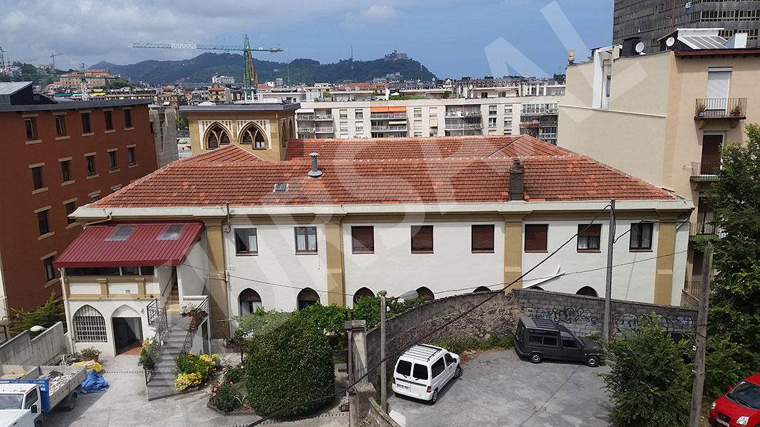foto 6 - Restauración y patrimonio-Convento-Iglesia Franciscanos - Duque de Mandas-DONOSTIA, GIPUZKOA