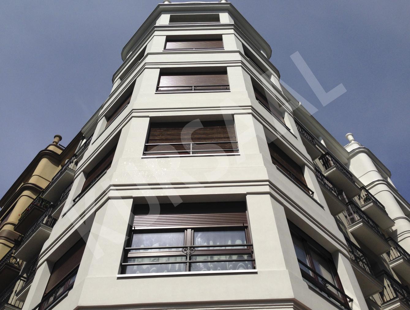 foto 8 - Aislamientos Térmicos y Eficiencia Energética-Gran Vía 16-Donostia