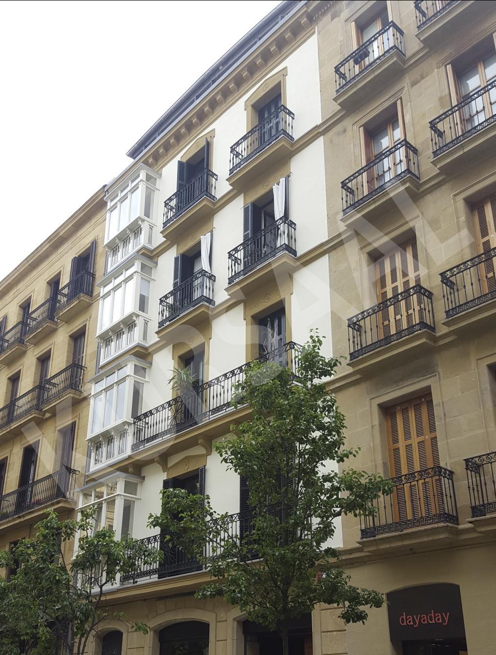 trabajo realizado en: Aislamientos Térmicos y Eficiencia Energética-SATE-Donostia-Txurruka 3