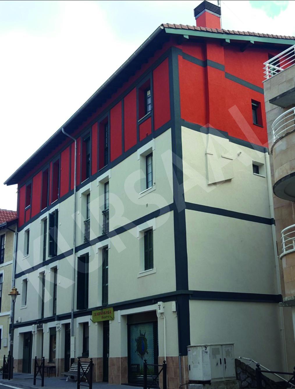 trabajo realizado en: Restauración y patrimonio-Usurbil-Nagusia 35