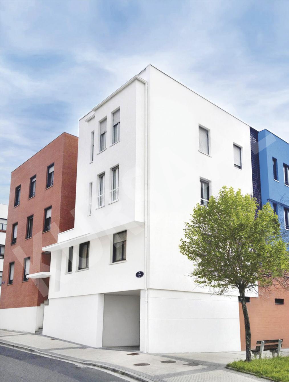 trabajo realizado en: Aislamientos Térmicos y Eficiencia Energética-SATE-DONOSTIA-Castilla 19